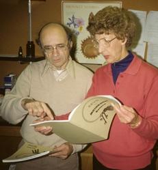 Figure 10. Gene Butler and Nettie Laycock