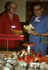 Don Goetz with Tom Priest