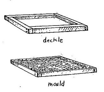 mold and deckle