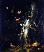 Otto Marseus van Schrieck still life 3