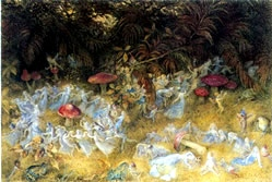 Doyle, Fairy Rings and Toadstools